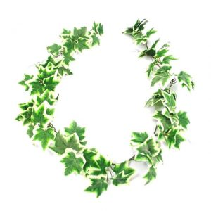 6ft-artificial-ivy-green-variegated-ivy-garland-flocked-leaves-christmas-ivy-v1