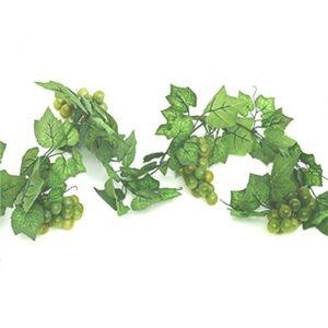 artificial-green-grape-vine-garland