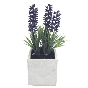 artificial-lavender-in-pot