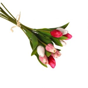 artificial-tulip-bunch-pink