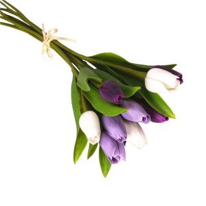 artificial-tulip-bunch-purple