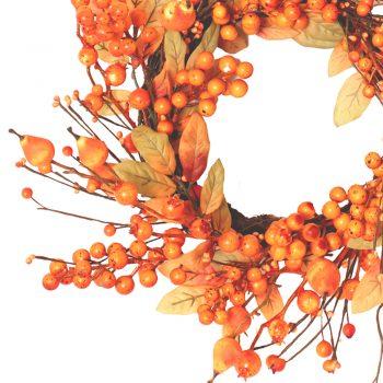 Artificial Flower Wreaths