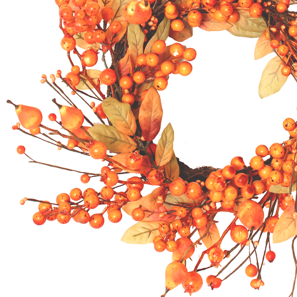 Artificial Flower Wreaths