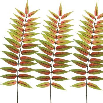 Artificial Byfield Fern Leaf