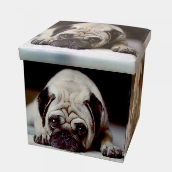 Pug Folding Storge Box