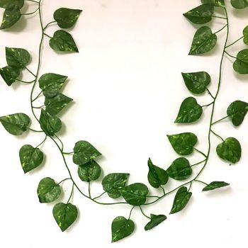Artificial Pothos Garland Green