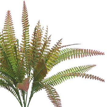 Artificial Boston Fern Plants