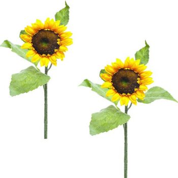 Artificial Giant Sunflower Stem