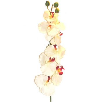 Artificial Japanese Orchid Spray