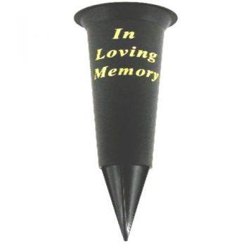 Grave Vase Spike