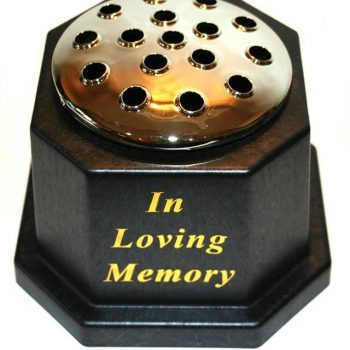 Memorial Grave Pot Vase