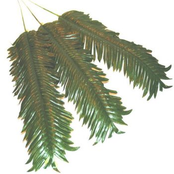 Artificial Palm Sunday Leaves