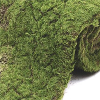 artificial moss roll