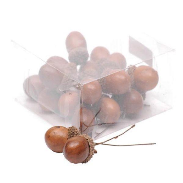 Artificial Acorn Picks