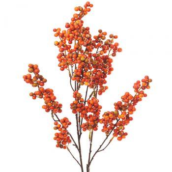 Artificial Autumn Harvest Berry Spray