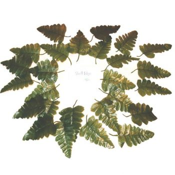 Artificial Fern Leaves - Set of 25