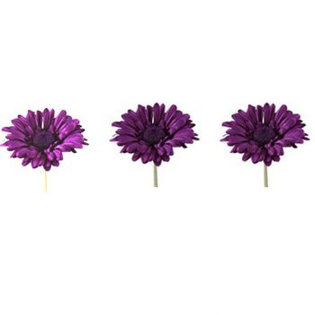 Artificial Purple Gerbera
