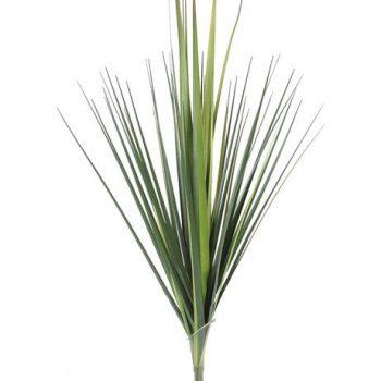 Artificial Green Grass Bush