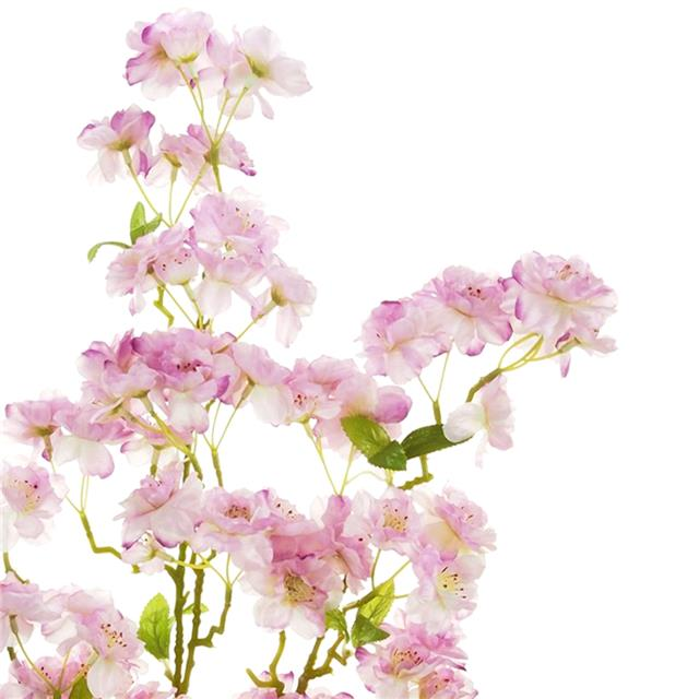 Artificial cherry blossom branch | Light pink cherry blossoms