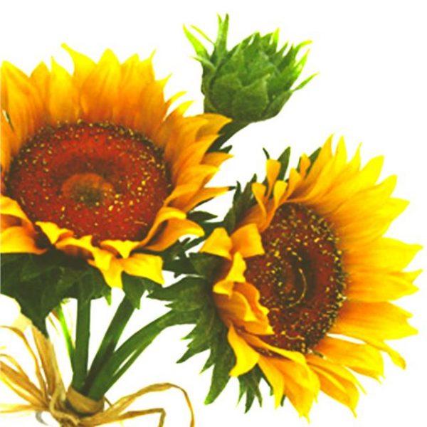 yellow-artificial-sunflowers-susan-bundle