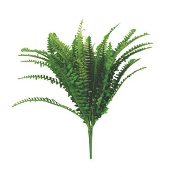 Artificial Silk Boston Fern Plant