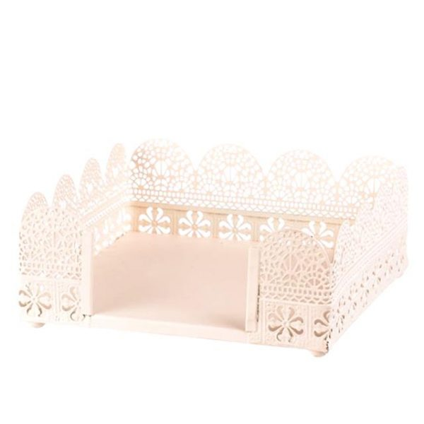 decorative napkin holder