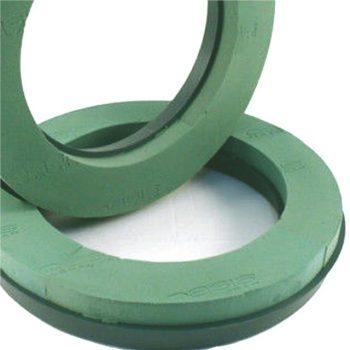 Foam Plastic Base Oasis Wreath Rings