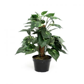 Artificial Potted Dieffenbachia Plant