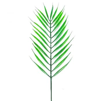 Artificial Fern Leaf