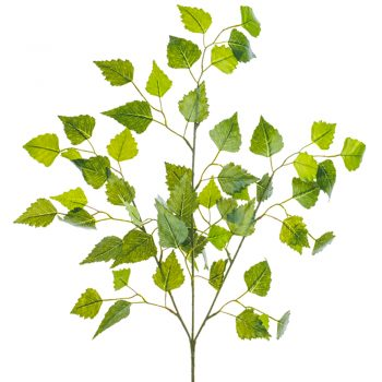 Artificial Birch Tree Foliage
