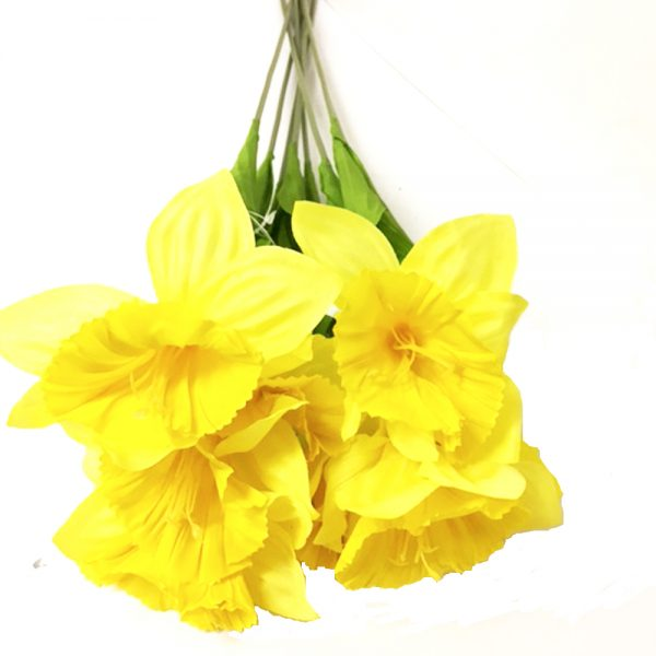 Artificial Daffodil Bunch of 8