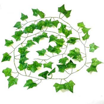Artificial Poison Ivy Garland