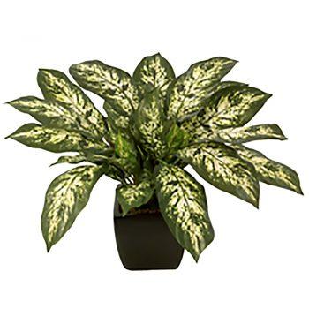 Artificial Potted Pothos Leaf Plant