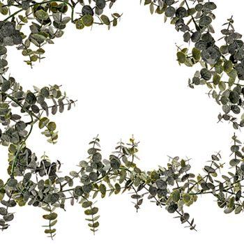 Artificial Prestige Eucalyptus Garland 180cm