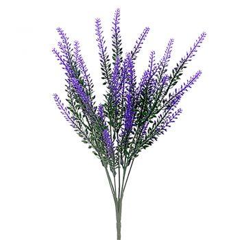 Artificial Purple Astilbe Bush