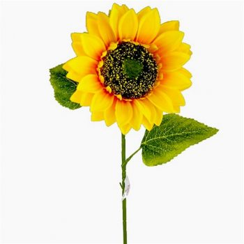 giant artificial sunflower