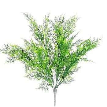 artificial cypress bush