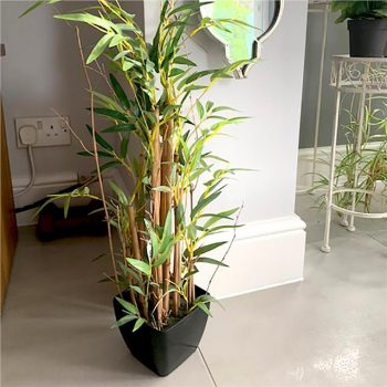 Artificial Potted Bamboo Plant