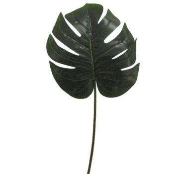 Artificial Large Monstera Leaves