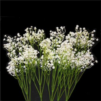 Artificial Gypsophila Baby's Breath Spray