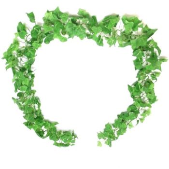 Artificial Chainlink Ivy Garland