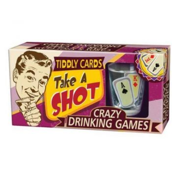 Take a Shot Crazy Adult Drinking Card Game