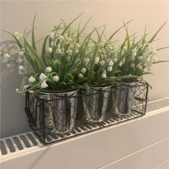 Set of 3 Artificial Lily of the Valley Plants