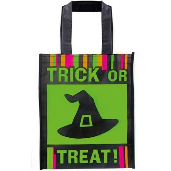 Witches Hat Trick or Treat Bag