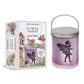 Make Your Own Flower Fairy Lantern