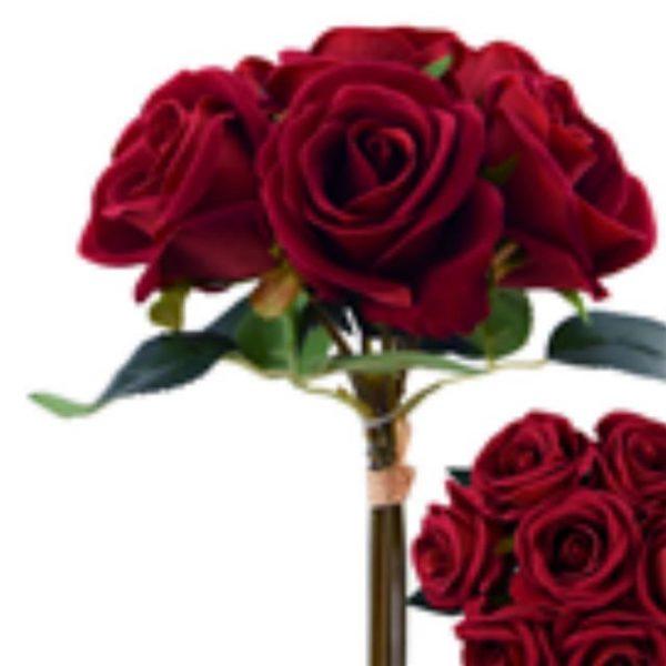 Velvet Red Rose Bundle