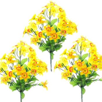 Artificial Daffodil Bundle