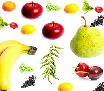 Artificial Fruit & Vegetables