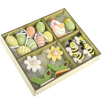 Easter Display Props Decoration Boxed Set