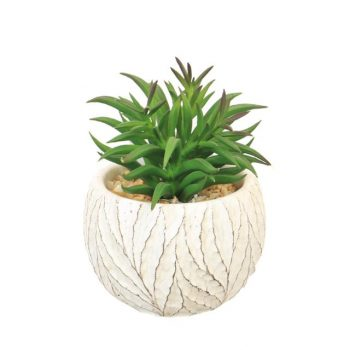 Artificial Spiky Green Succulent Plant